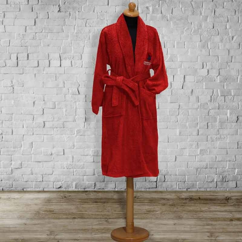 Μπουρνούζι (XXL) Greenwich Polo Club Essential Bathrobe 2602