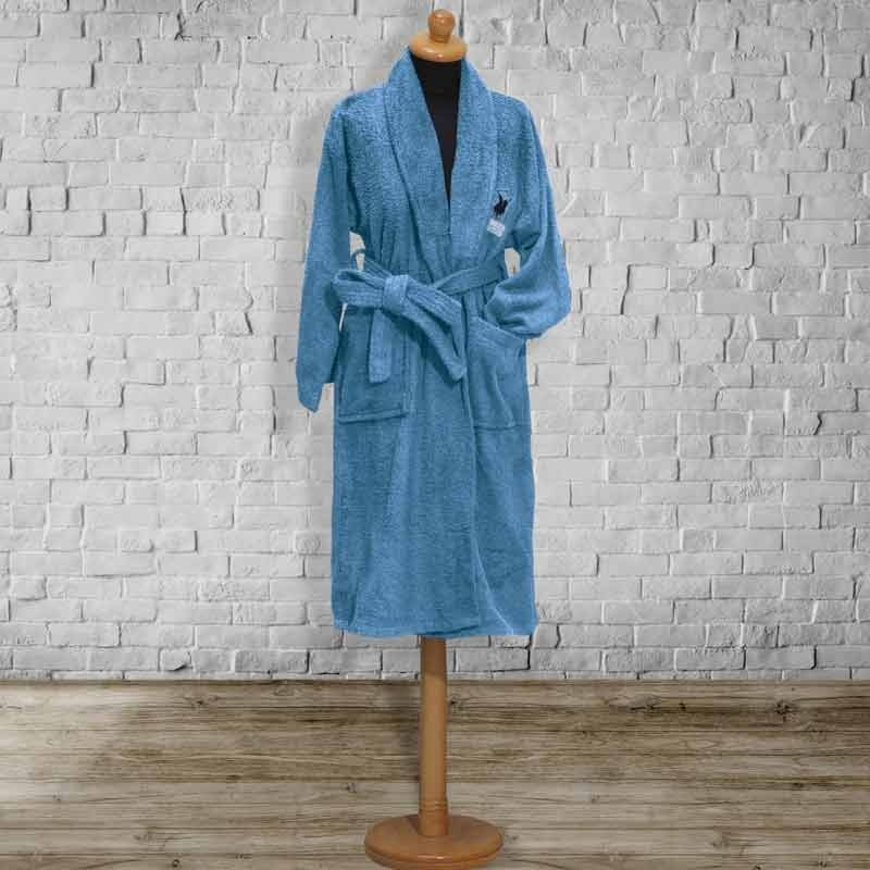 Μπουρνούζι (XL) Greenwich Polo Club Essential Bathrobe 2604