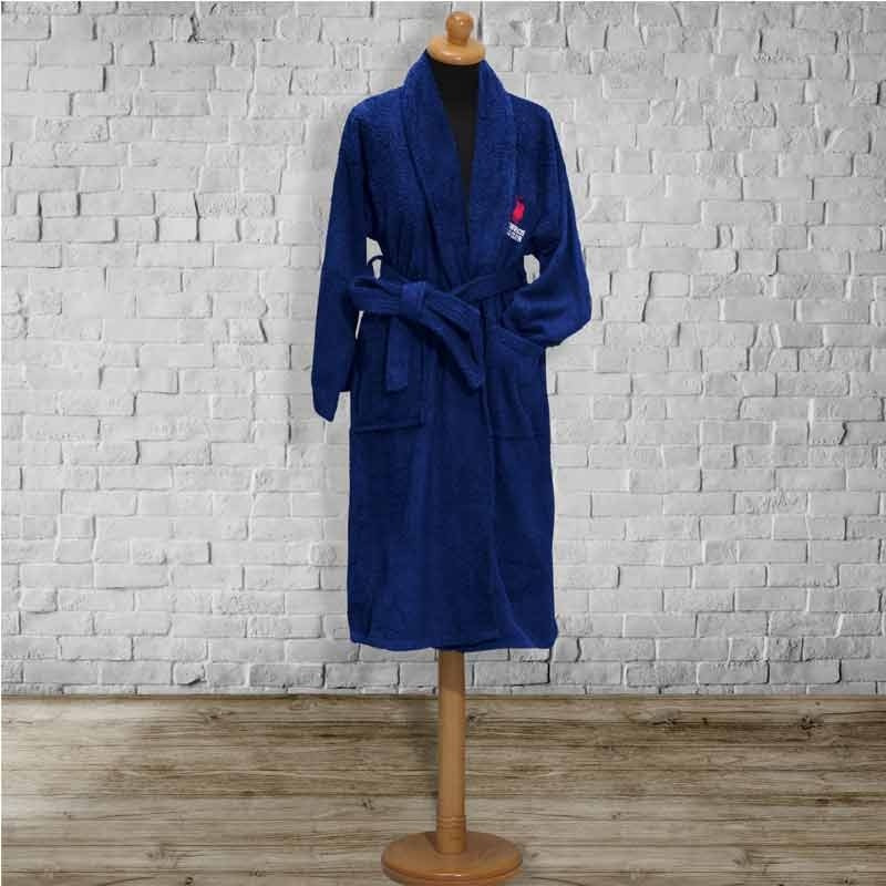 Μπουρνούζι (XL) Greenwich Polo Club Essential Bathrobe 2605