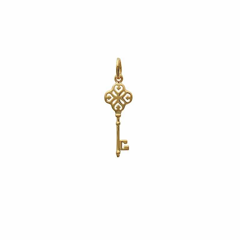 Κολιέ Brass Επίχρυσο 18Κ Oxford Street 271660