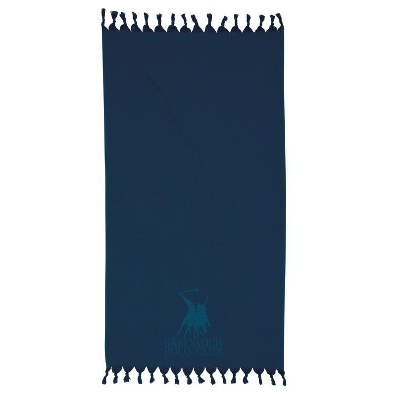 Πετσέτα Θαλάσσης Παρεό (90x170) Greenwich Polo Club 2815