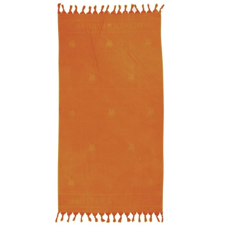 Πετσέτα Θαλάσσης Παρεό (90x170) Greenwich Polo Club 2818