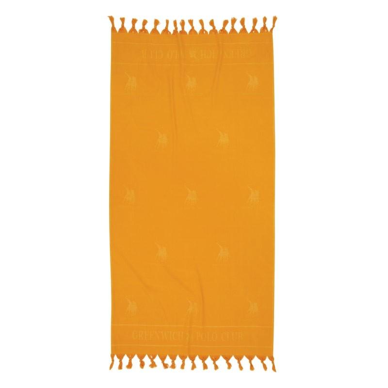 Πετσέτα Θαλάσσης Παρεό (90x170) Greenwich Polo Club 2820