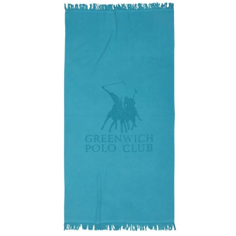 Πετσέτα Θαλάσσης Παρεό (80x170) Greenwich Polo Club 2826