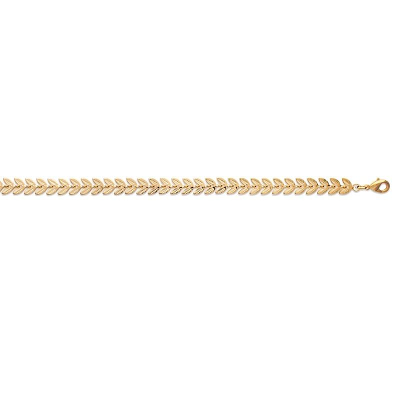 Βραχιόλι Brass Επίχρυσο 18Κ Oxford Street 29090918