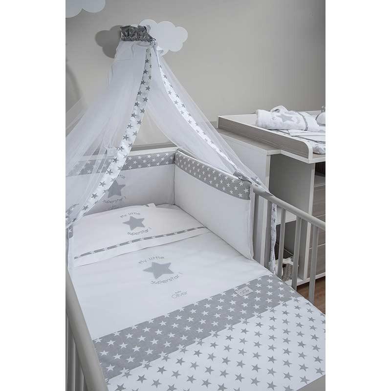 Σειρά Προίκας Μωρού Baby Oliver My Little Superstar Design 301
