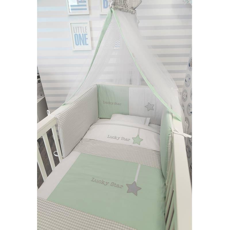 Σειρά Προίκας Μωρού Baby Oliver Lucky Star Design 304