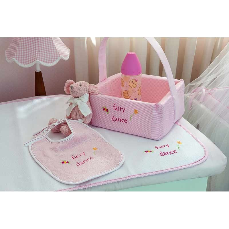 Καλαθάκι Καλλυντικών Βρεφικό Baby Oliver Fairy Dance Design 307