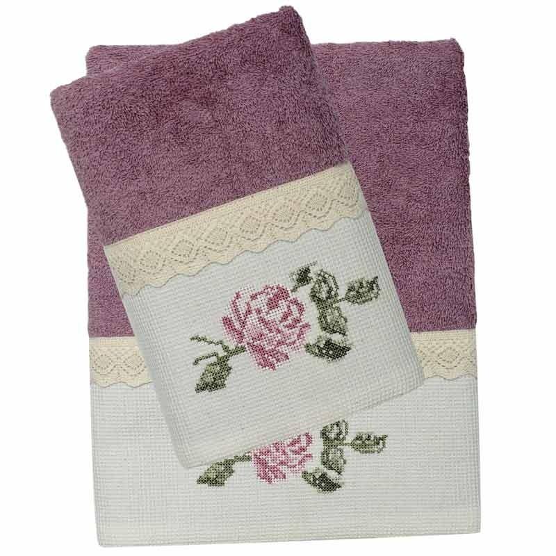 Σετ Πετσέτες 3τμχ Das Home Prestige Line Towels 333
