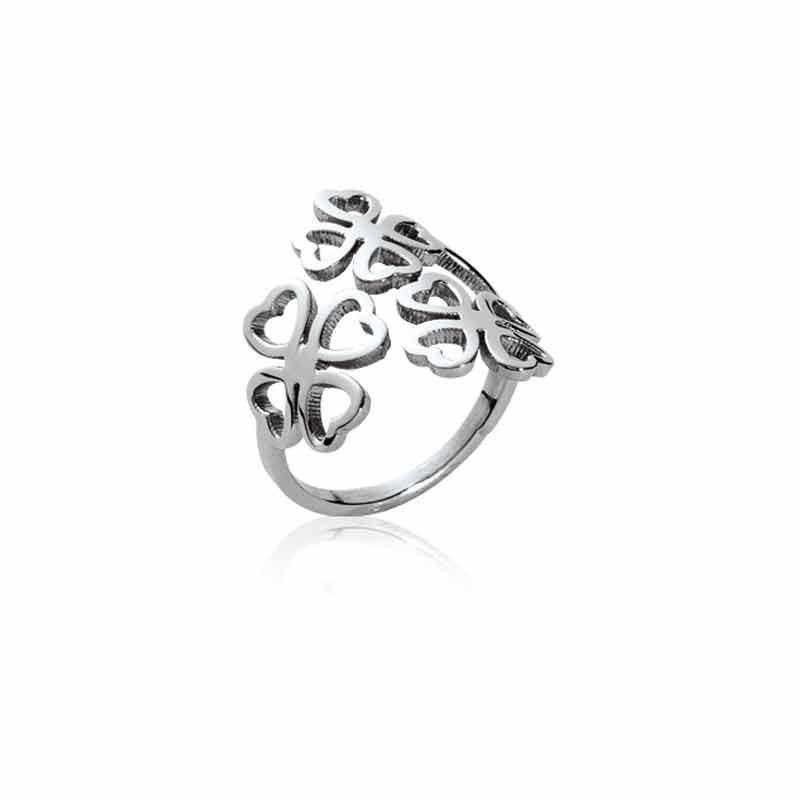 Δαχτυλίδι Ατσάλινο Oxford Street 341190