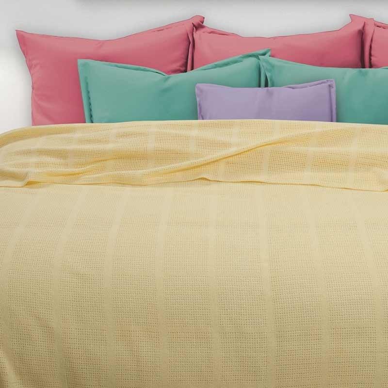 Κουβέρτα Πλεκτή Υπέρδιπλη Das Home Blanket Summer 351