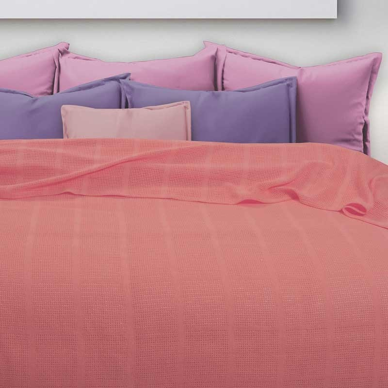 Κουβέρτα Πλεκτή Υπέρδιπλη Das Home Blanket Summer 352