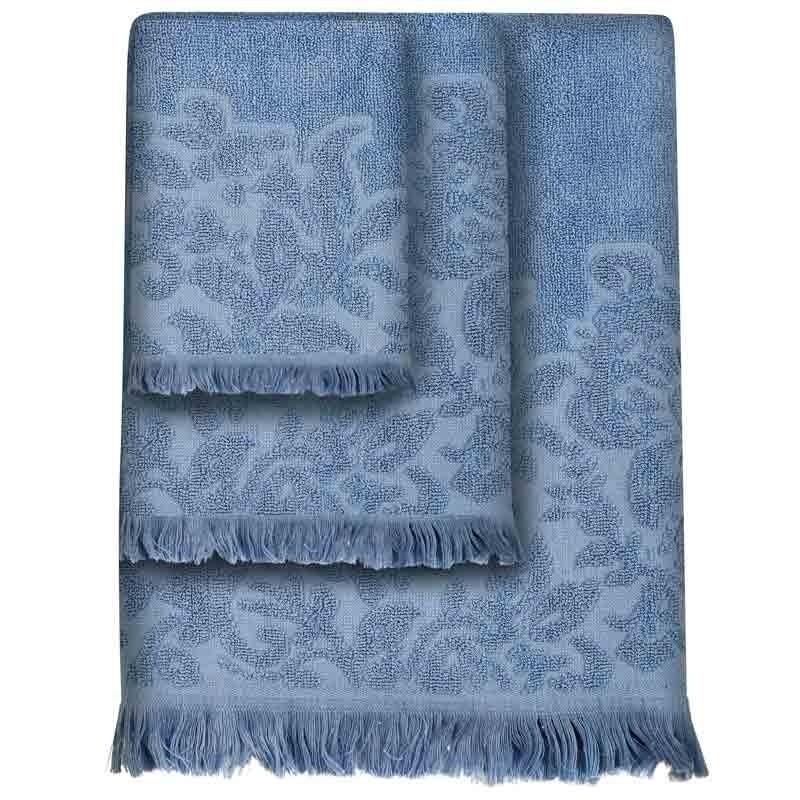 Σετ Πετσέτες 3τμχ Das Home Simple Line Towels Jacquard 352