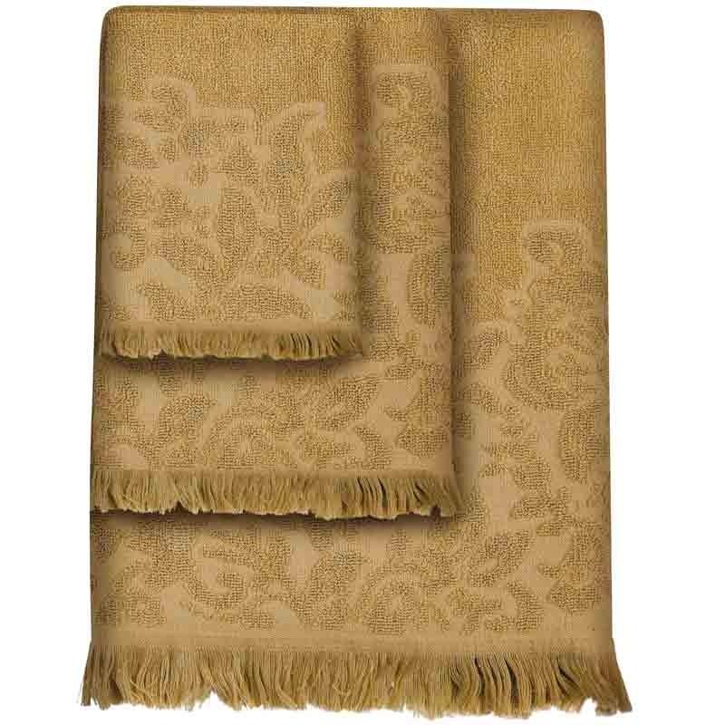 Σετ Πετσέτες 3τμχ Das Home Simple Line Towels Jacquard 354