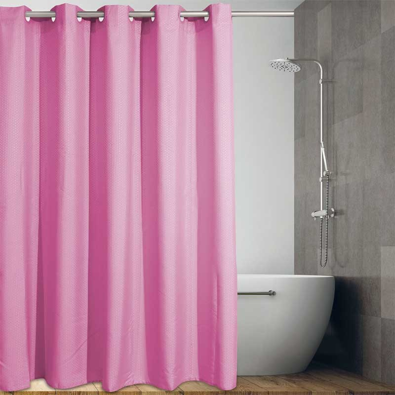 Κουρτίνα Μπάνιου (180x240) Das Home Bath Bath Curtains Colours 1074