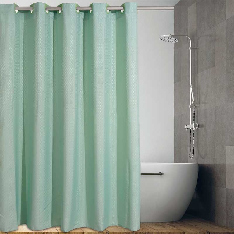 Κουρτίνα Μπάνιου (180x240) Das Home Bath Bath Curtains Colours 1075