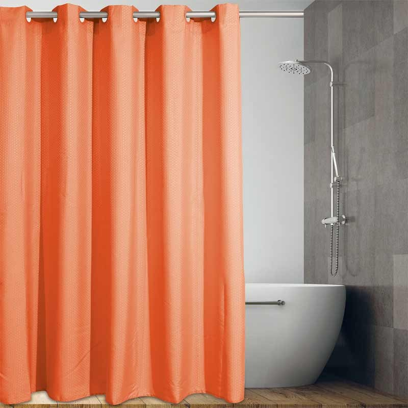 Κουρτίνα Μπάνιου (180x240) Das Home Bath Bath Curtains Colours 1077