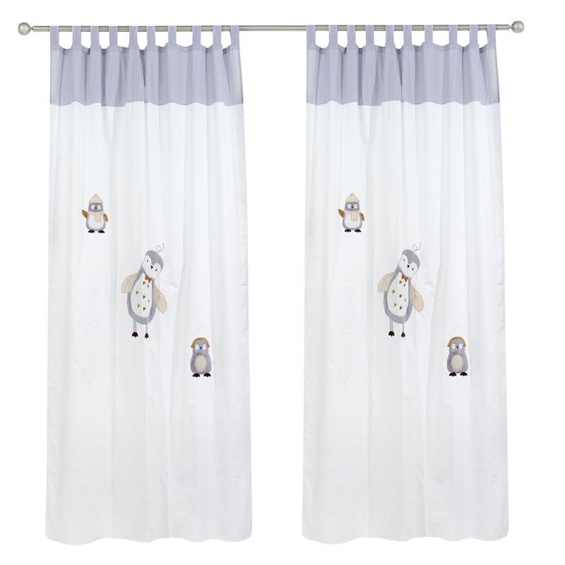 Κουρτίνα Παιδική με Θηλιές (140x260) Das Home Curtain Line Prints 2109
