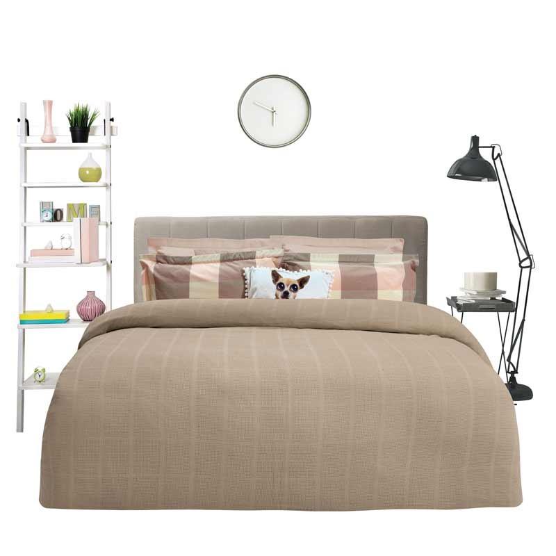 Κουβέρτα Πλεκτή Υπέρδιπλη Das Home Blanket Line 374