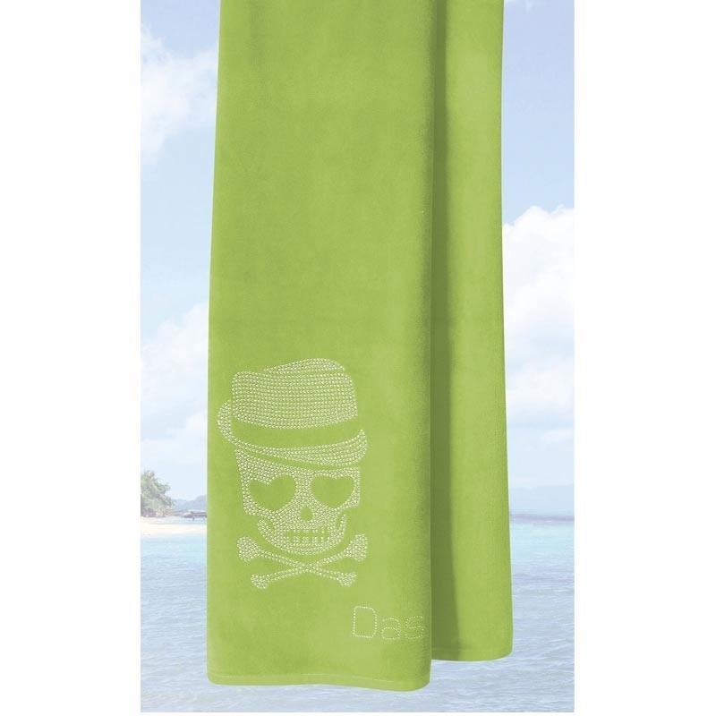 Πετσέτα Θαλάσσης (75Χ150) Das Home Beach Towels Embroidery 464