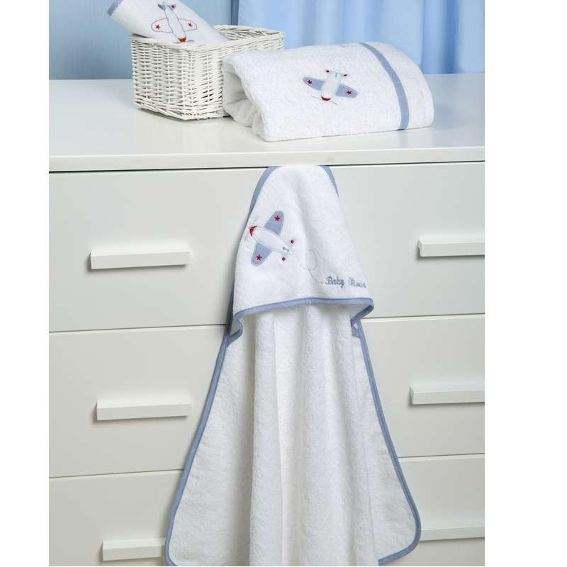 Βρεφική Κάπα Μπουρνουζάκι Baby Oliver Design 145 46-6730/145