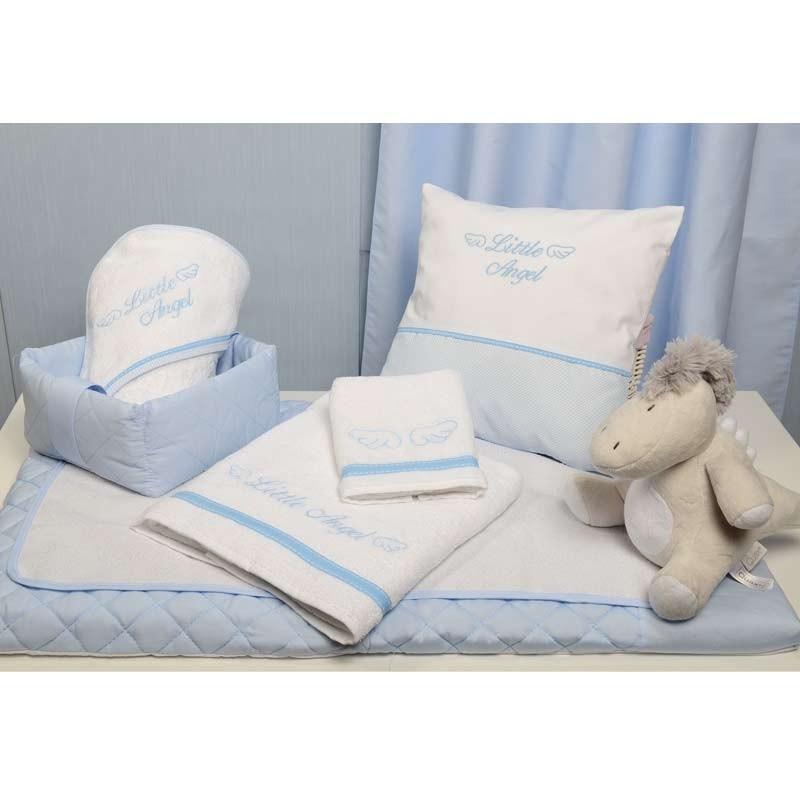 Βρεφική Κάπα Μπουρνουζάκι Baby Oliver Design 321 46-6730/321