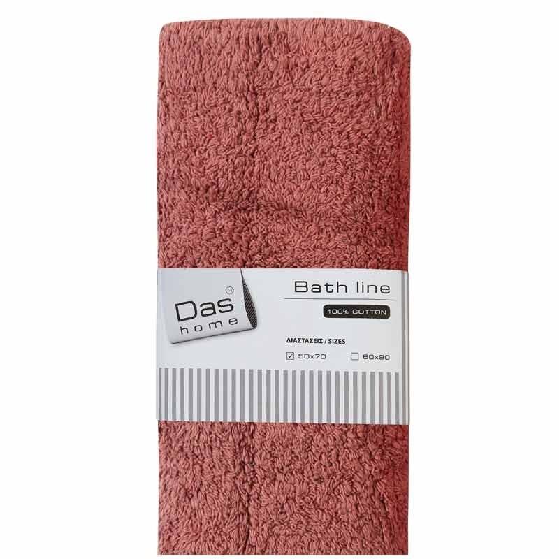 Πατάκι Μπάνιου (50x70) Das Home Bath Colours 501