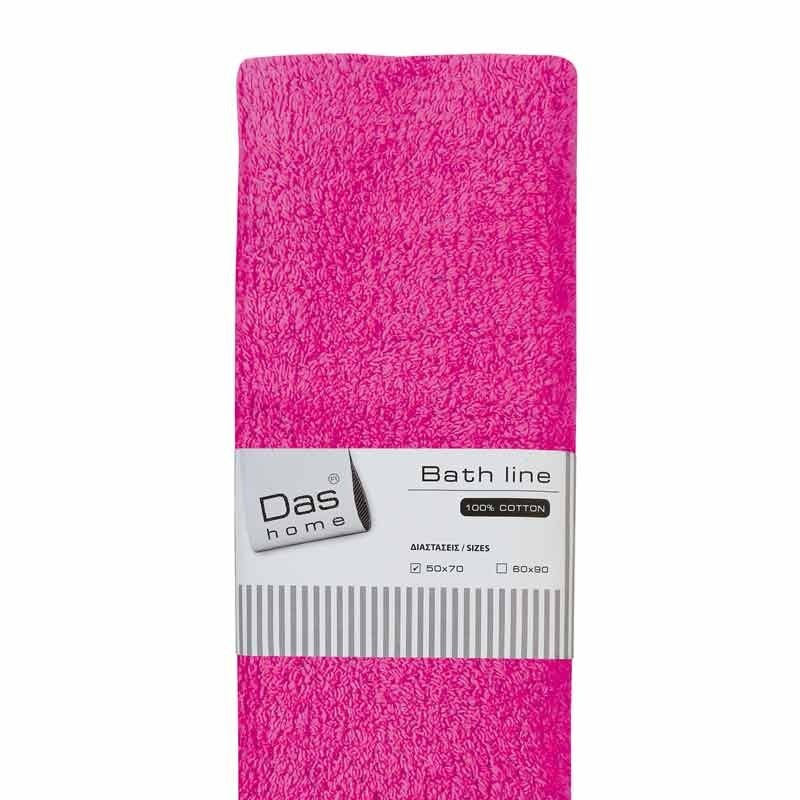 Πατάκι Μπάνιου (50x70) Das Home Bath Colours 502
