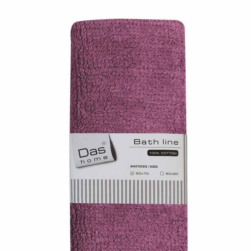 Πατάκι Μπάνιου (50x70) Das Home Bath Colours 503