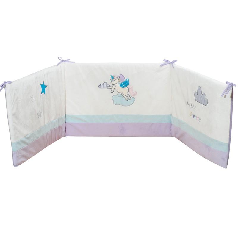 Πάντα Κούνιας βρεφική  Das Home baby dream embroidery  6463
