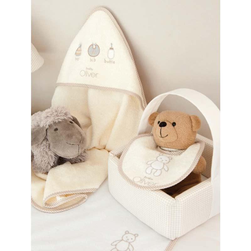 Καλαθάκι Καλλυντικών Baby Oliver Little Things Design 610