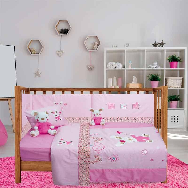 Σειρά Προίκας Μωρού Das Home Dream Line Embroidery 6336