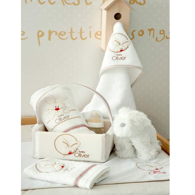 Καλαθάκι Καλλυντικών Baby Oliver  Peek-a-Boo Design 631