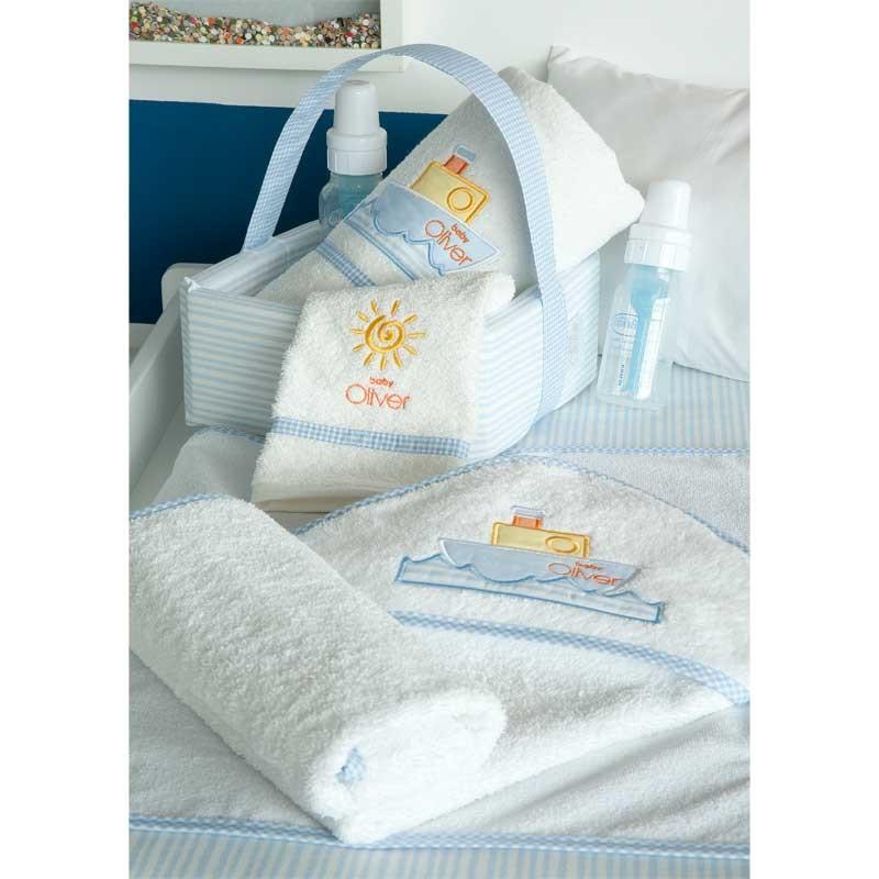 Καλαθάκι Καλλυντικών Baby Oliver Sail Away Design 632