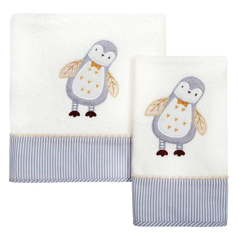 Σετ πετσέτες βρεφικές 2τμχ Das Home Baby Dream Embroidery 6394