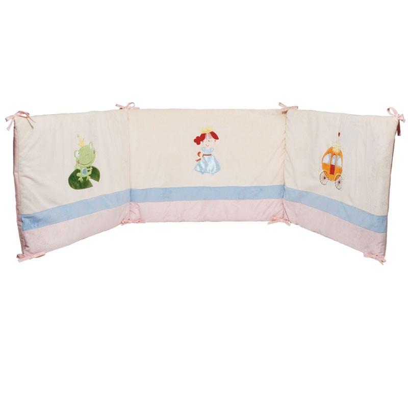 Πάντα Κούνιας Βρεφική Das Home Baby Dream Code 6511 ΡΟΖ