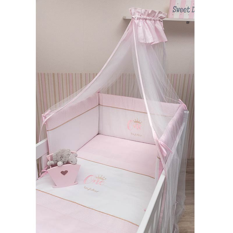 Σειρά Προίκας Μωρού Byblos Design 83 One Pink
