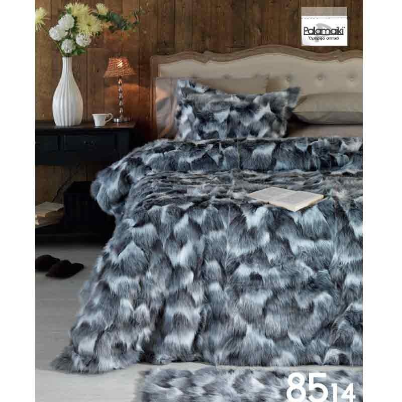 Σετ Ταπέτα Οικολογική Γούνα Palamaiki Ducale Ecological Fur 8514