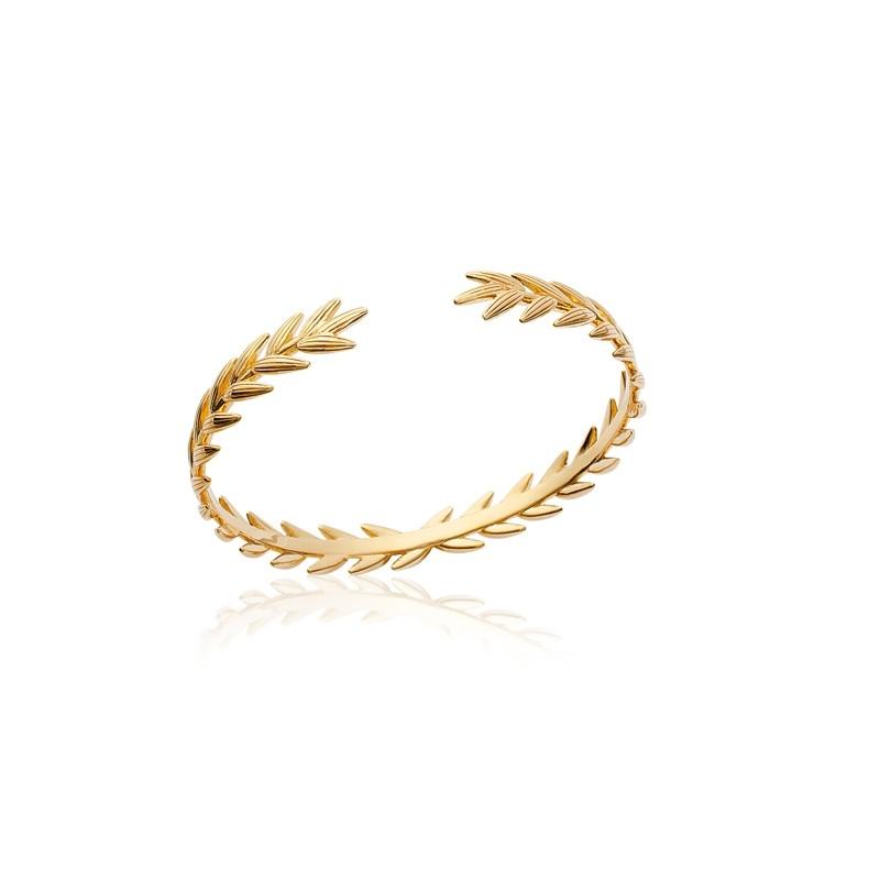 Βραχιόλι Brass Επίχρυσο 18Κ Oxford Street 921622