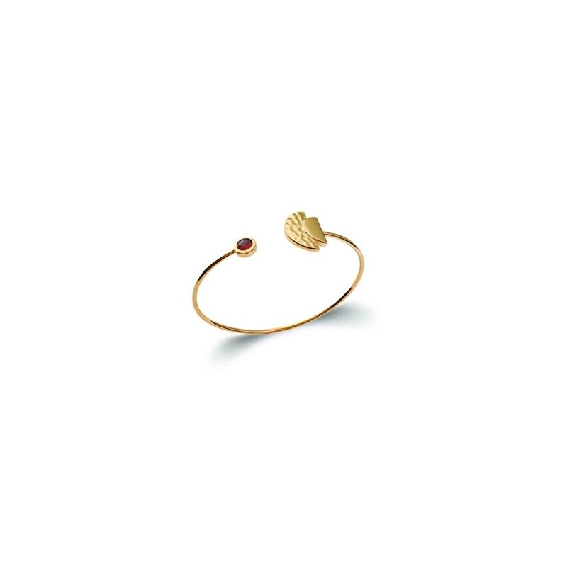 Βραχιόλι Brass Επίχρυσο 18Κ Oxford Street 97304058