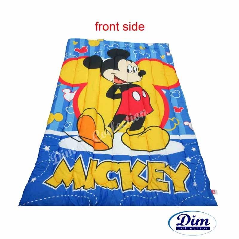 Παιδικό Κουβερλί Μονό Διπλής Όψης Dim Collection Disney Mickey 26