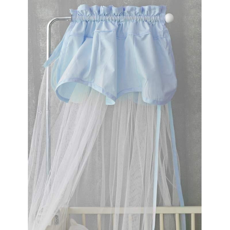 Κουνουπιέρα Βρεφική Palamaiki Happy Baby Collection Blue