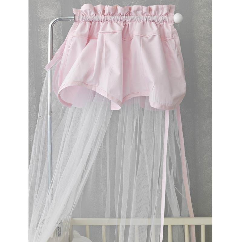 Κουνουπιέρα κούνιας βρεφική Palamaiki Baby Joia Collection Pink