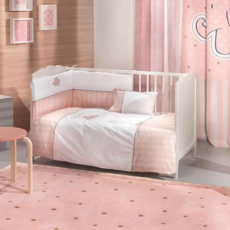 Σειρά Προίκας Μωρού Saint Clair Africa Pink