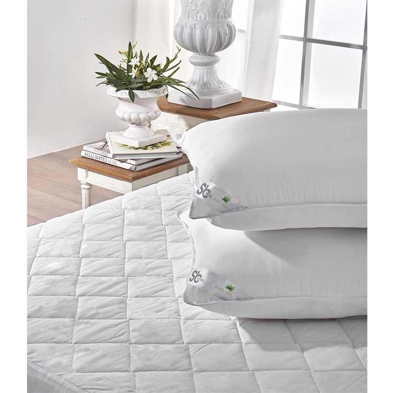 Μαξιλάρι Ύπνου Sb Home Aloe Vera 01.00863