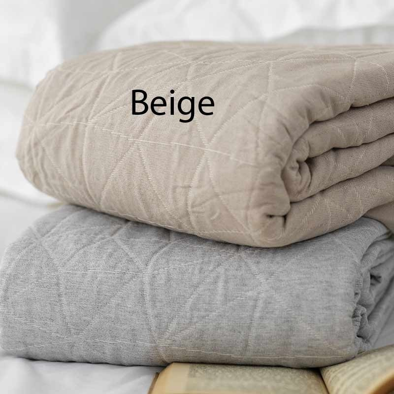 Κουβέρτα Υπέρδιπλη Palamaiki HOME Andros Beige 5205857192228