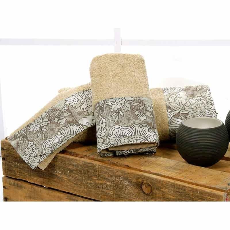 Σετ Πετσέτες 3τμχ Sb Home Arazzo Towels 02.00520
