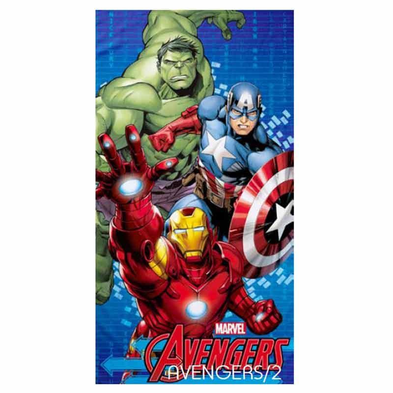 Παιδική Πετσέτα Θαλάσσης Palamaiki Disney Collection Avengers/2