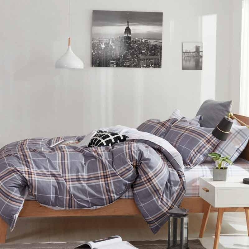 Πάπλωμα Και Σετ Σεντόνια Υπέρδιπλα (5τμχ) Palamaiki Bed in a Bag Collection B0672