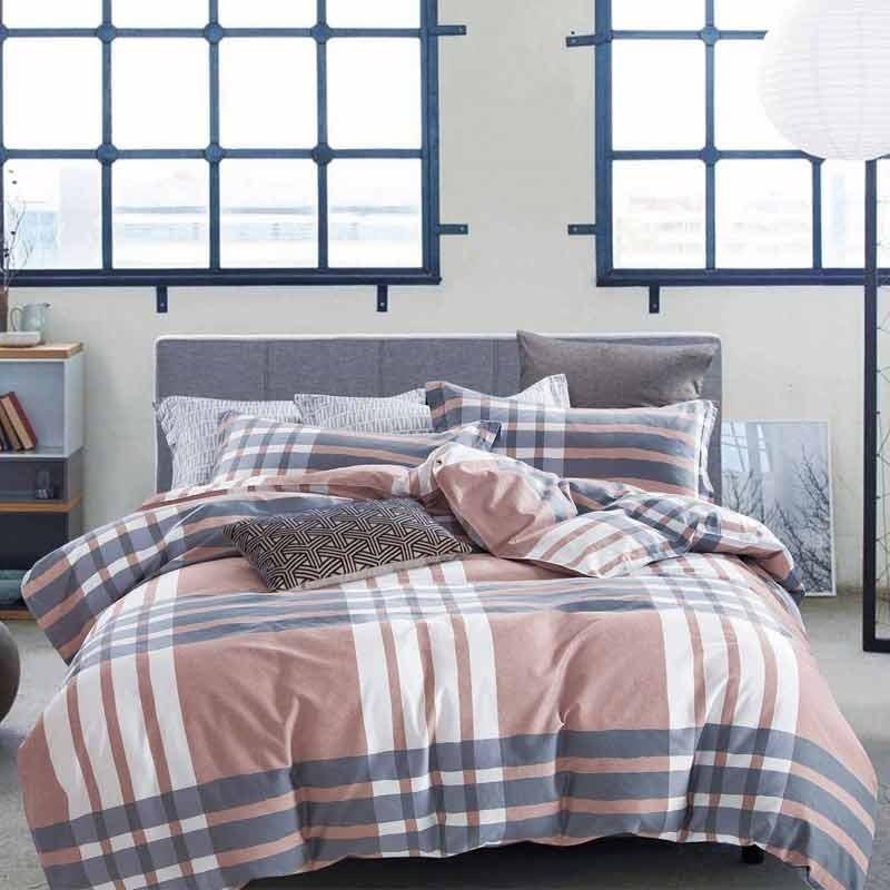 Πάπλωμα και Σετ Σεντόνια Υπέρδιπλα (5τμχ) Palamaiki Bed in a Bag Collection B0673